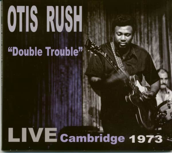 Double Trouble - Live Cambridge 1973