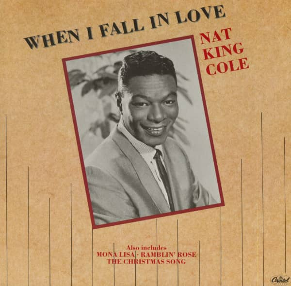 When I Fall In Love (12inch Maxi Single)