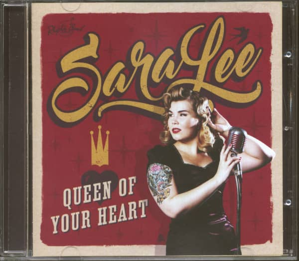 Queen Of Your Heart (CD)