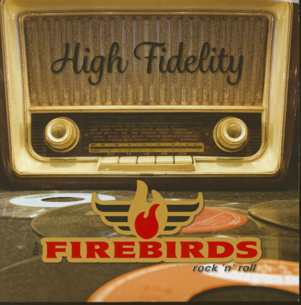 High Fidelity (7inch, 45rpm, PS)