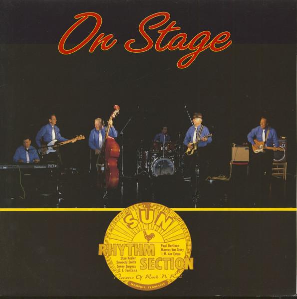 Sun Rhythm Section - On Stage (LP)
