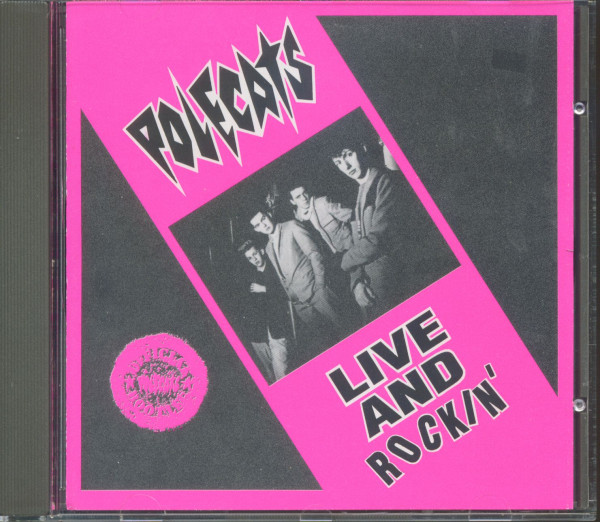 Live And Rockin' (CD, Ltd.)