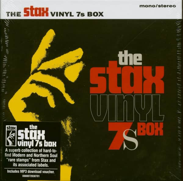 The Stax Vinyl 7s Box (7x45rpm Box Set, 7inch, SC)