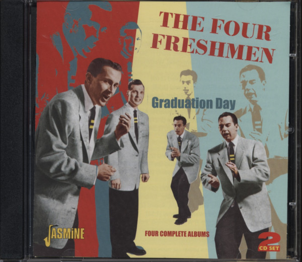 Graduation Day - Four Albums 1955-57 (2-CD)