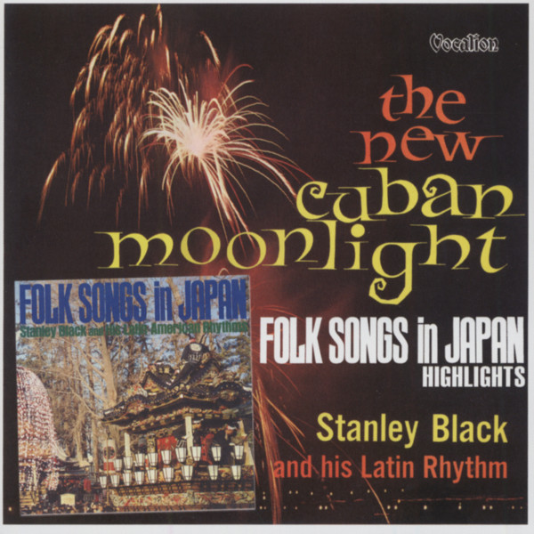 New Cuban Moonlight & Folk Songs In Japan