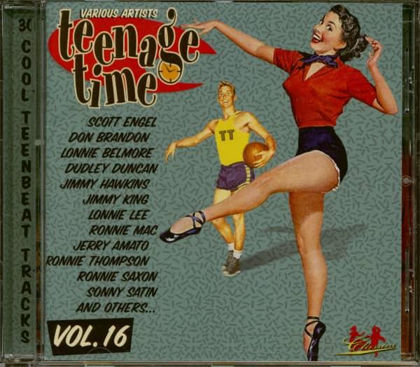 Teenage Time Vol.16 (CD)