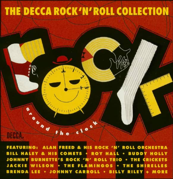 The Decca Rock & Roll Collection (2-CD)