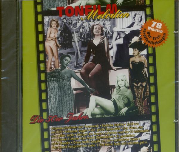 Tonfilm Melodien - Die 50er Jahre (CD)