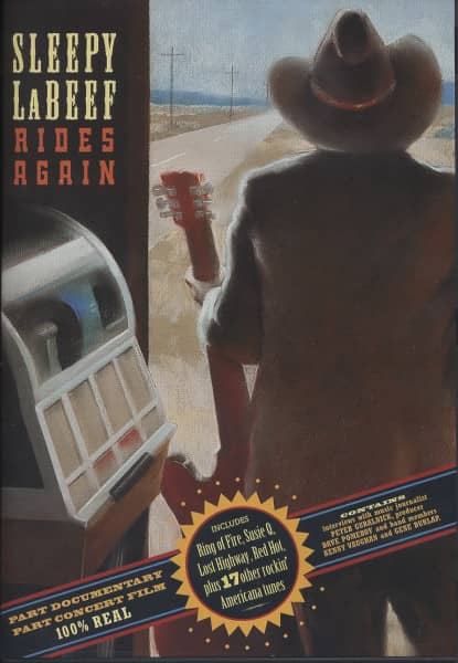 Rides Again - Live In Nashville...plus (DVD)