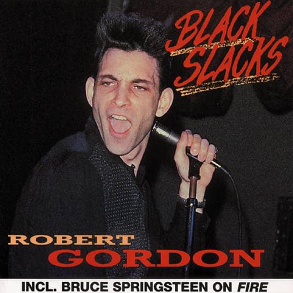 Black Slacks (CD)