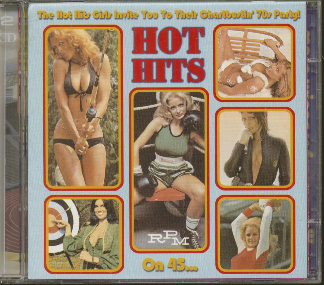 Various - Hot Hits On 45 (2-CD)