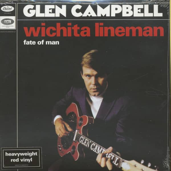Wichita Lineman - Fate Of Man - Record Store Day 2016 (7inch, 45rpm)