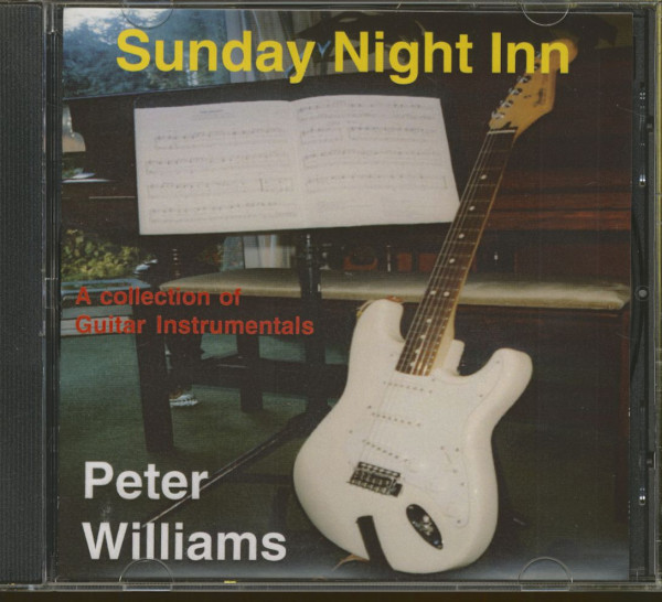 Sunday Night Inn (CD)