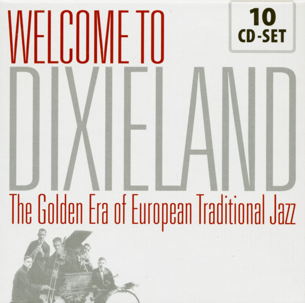 Welcome To Dixieland (10-CD)