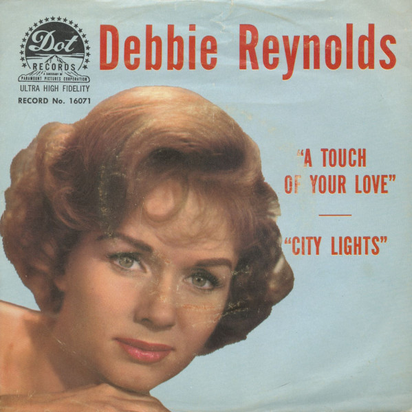 City Lights - Just For A Touch Of Your Love (7inch, 45rpm, PS)