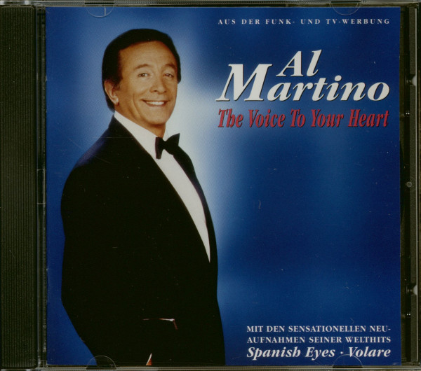 The Voice To Your Heart (CD)