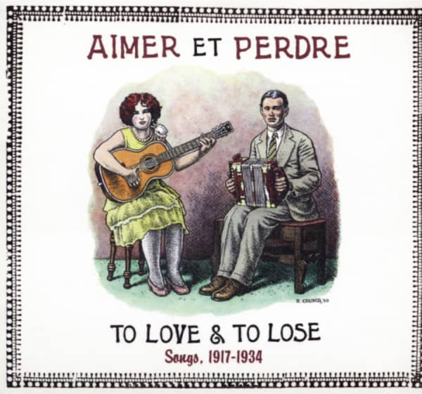 Aimer Et Perdre-To Love & To Lose Songs 2-CD