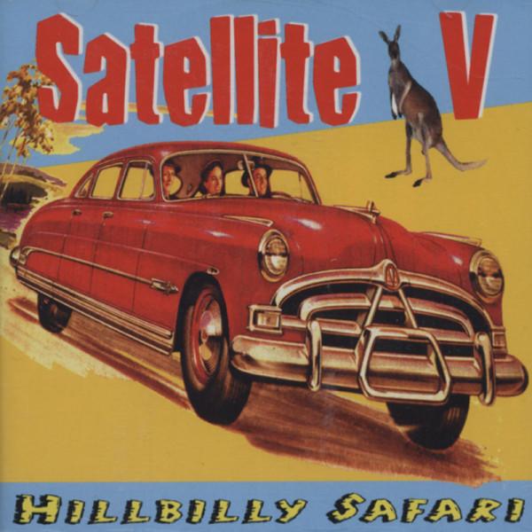 Hillbilly Safari (2002)