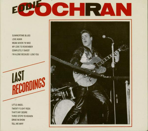 Last Recordings (CD)