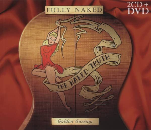 Fully Naked (2-CD&DVD) (1992 Album...plus)