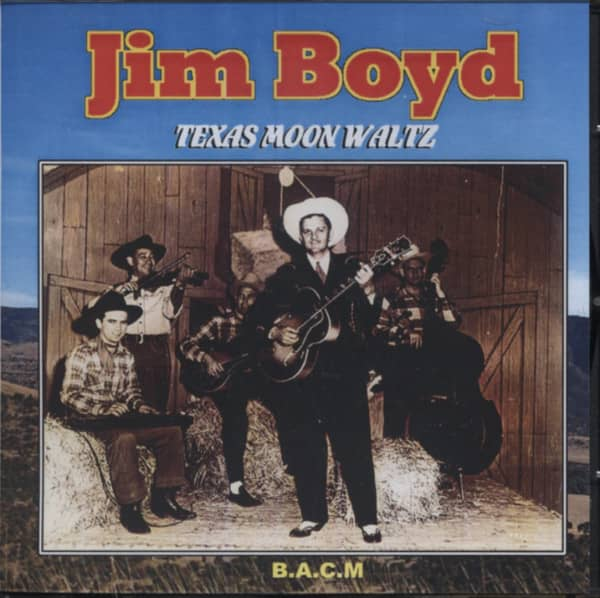 Texas Moon Waltz 1949-51