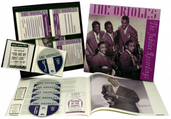 The Jubilee Recordings (6-CD Deluxe Box Set)