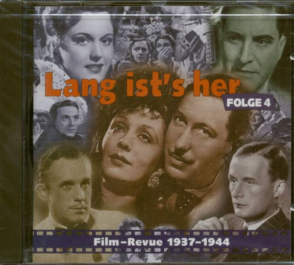 Lang ist's her Vol.4 (CD)