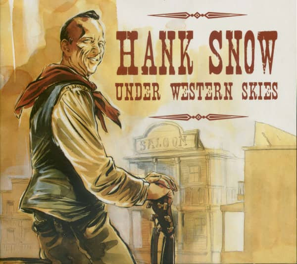 Snow Under Western Skies (CD)