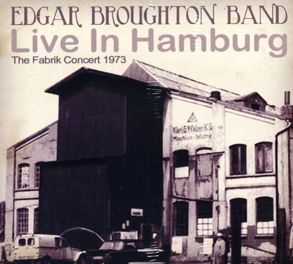 Live In Hamburg - The Fabrik Concert 1973