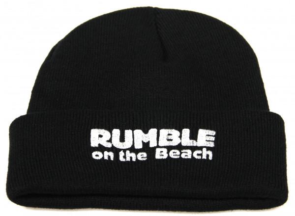 Rumble On The Beach - Beanie (Black)
