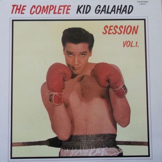 The Complete Kid Galahad Session Vol.1 (LP)