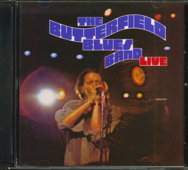 The Butterfield Blues Band Live (2-CD)