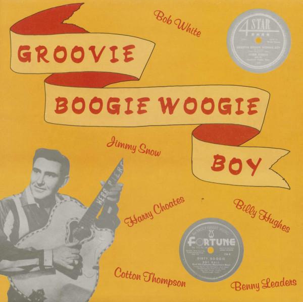 Groovie Boogie Woogie Boy (LP)