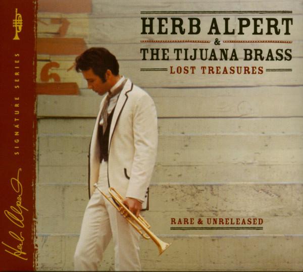 Herb Alpert & The Tijuana Brass - Lost Treasures (CD)