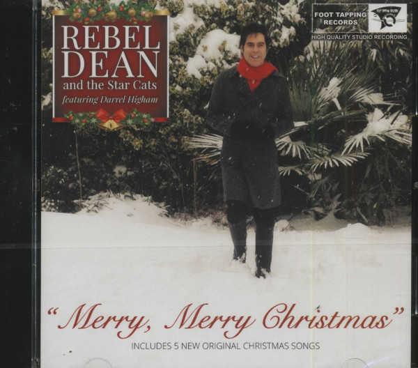 Merry, Merry Christmas (CD)