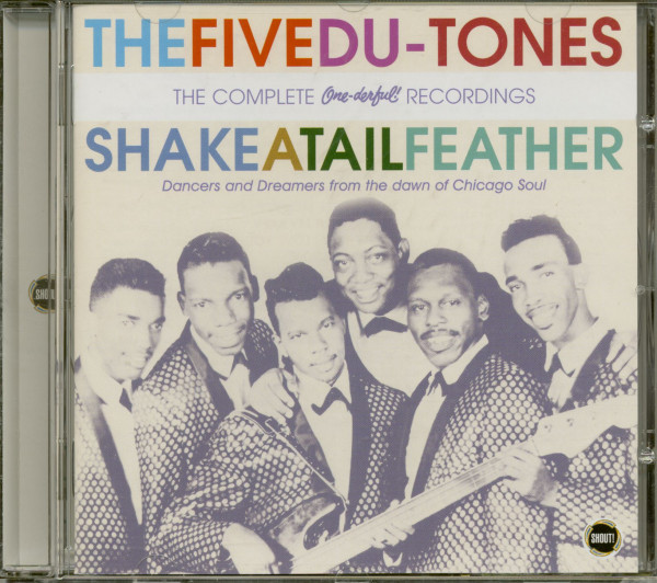 Shake A Tail Feather - The Complete One-derful! Recordings (CD)