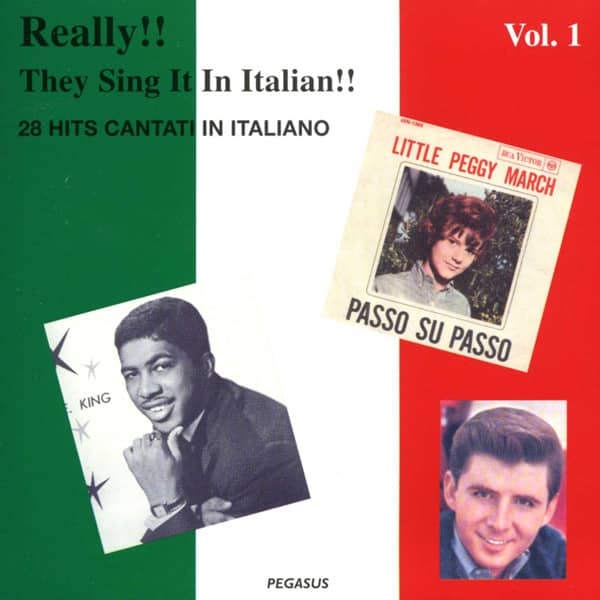 Really - They Sing It In Italian