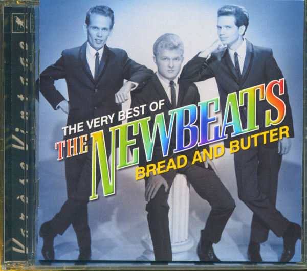 The Very Best Of The Newbeats - Bread And Butter (CD)