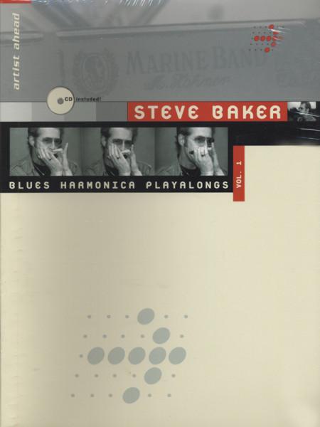 Blues Harmonica Playalongs