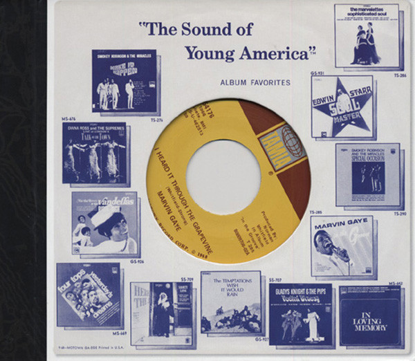 Complete Motown Singles Vol.8 1968 (6-CD plus 45rpm)