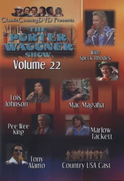 Vol.22, Porter Wagoner Show