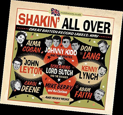 Shakin' All Over - Great British Record Labels: HMV (2-CD)