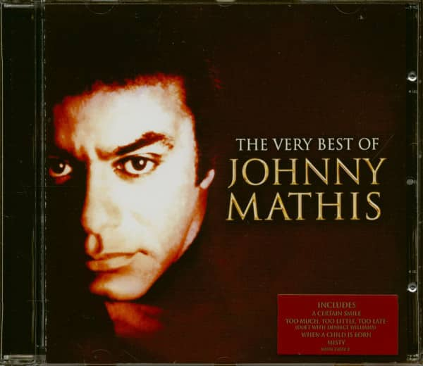 The Very Best Of Johnny Mathis (CD)