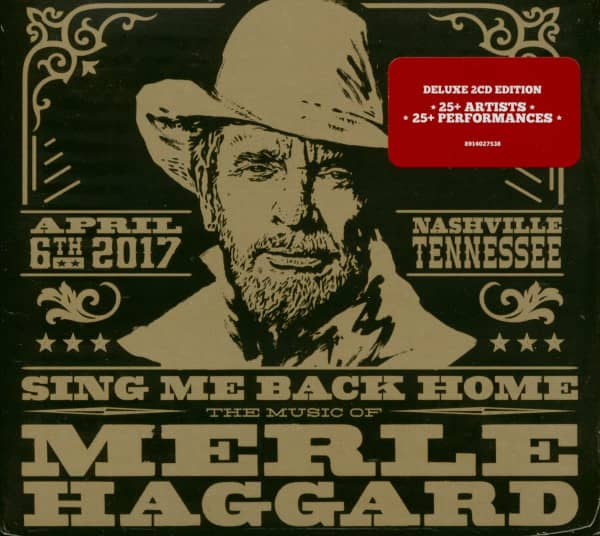 Sing Me Back Home - The Music Of Merle Haggard (2-CD)
