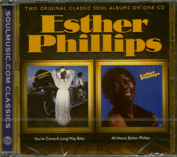 You've Come A Long Way, Baby - All About Esther Phillips (CD)