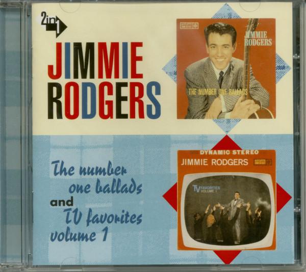 Number One Ballads - TV Favorites (CD)