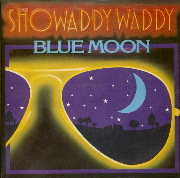 Blue Moon (7inch, 45rpm, SC, PS)