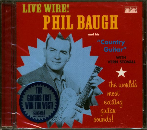 Live Wire (CD)