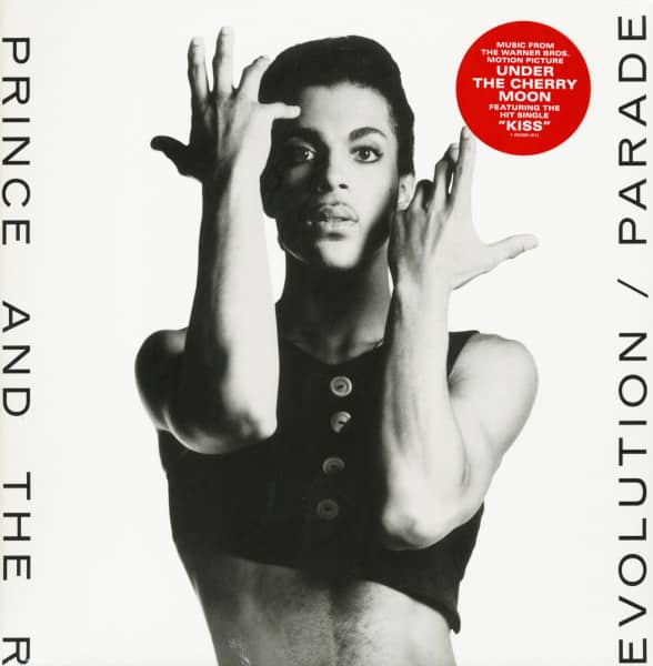Parade - Music From The Motion Picture 'Under The Cherry Moon'(LP)