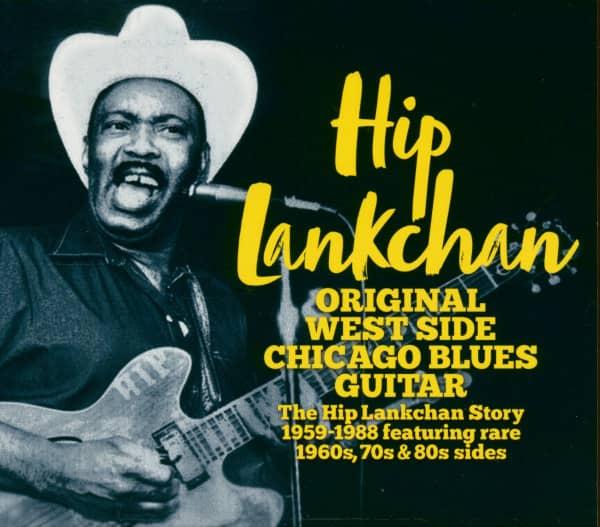 Original West Side Chicago Blues Guitar (2-CD)